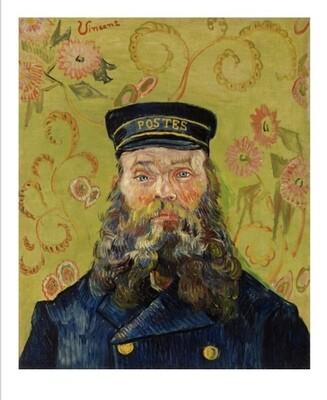 Retrato de Joseph Roulin de Van Gogh, impresión [No incluye marco]