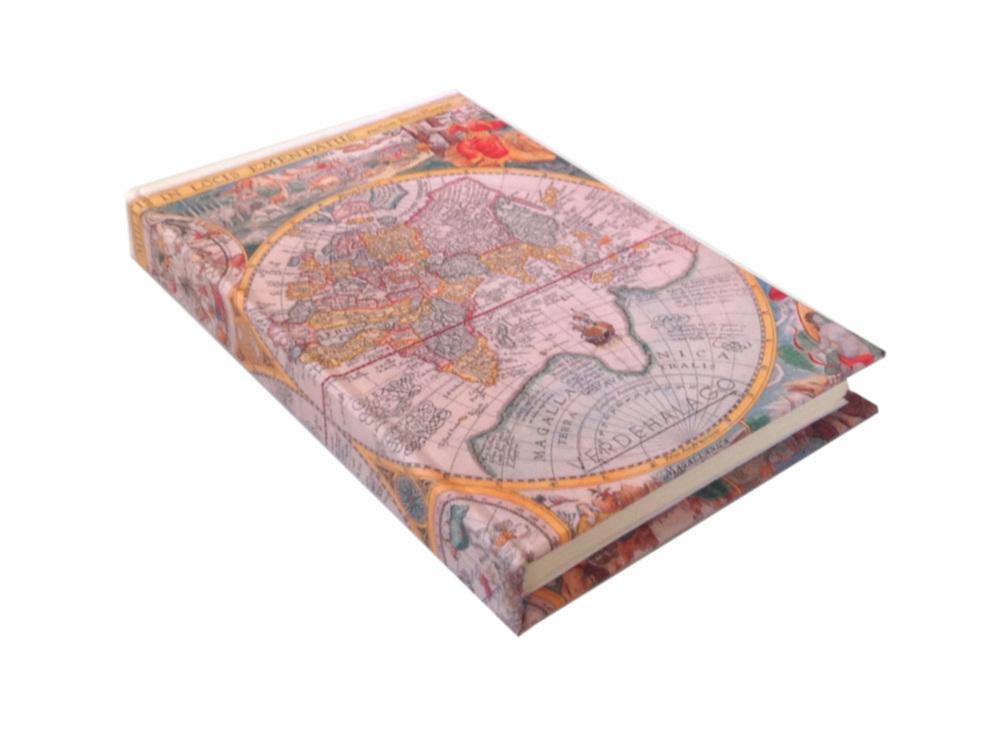Libreta mapamundi