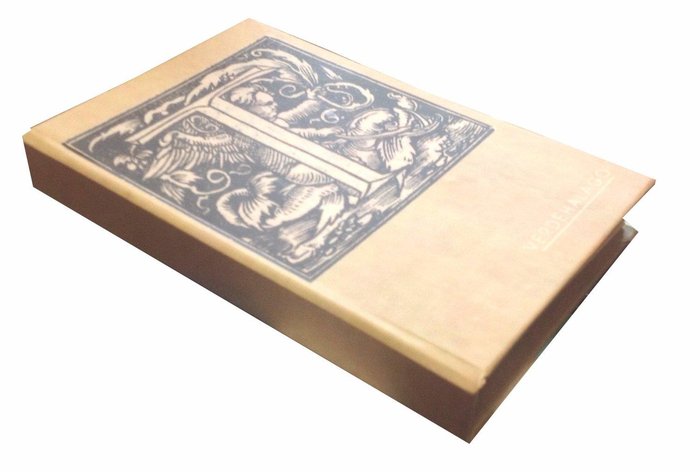 Libreta Capitular. Grabado de Vogtherr el Viejo. Varios modelos
