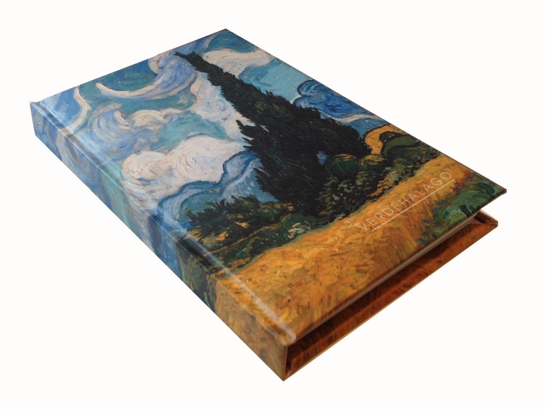 Libreta Van Gogh Ciprés