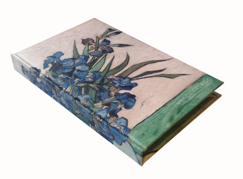Libreta Van Gogh Iris