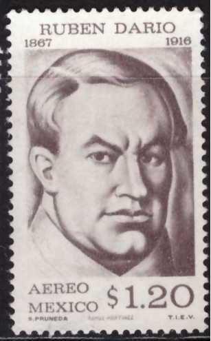 Rubén Darío, México, Sin usar