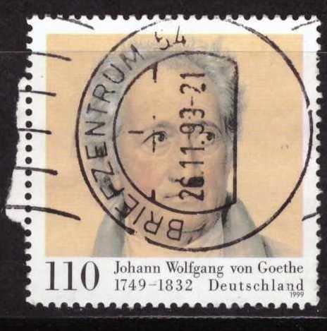 Goethe, Alamania, Usado