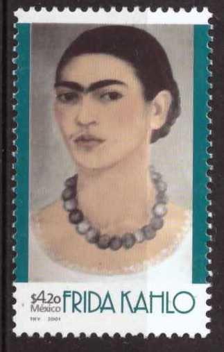 Frida Kahlo, México, Sin usar