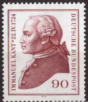 Kant, Alemania, Sin usar [002]
