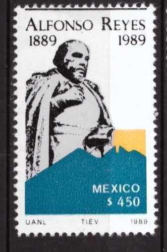 Alfonso Reyes, México, sin usar