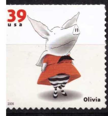 Olivia, USA, Sin usar