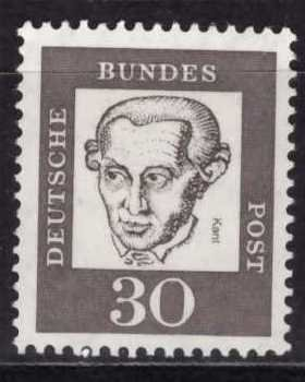 Kant, Alemania, Sin usar
