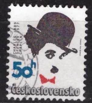 Chaplin, Checoslovaquia, Usado
