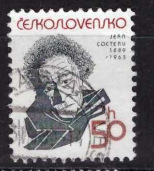 Jean Cocteau, Checoslovaquia, Usado