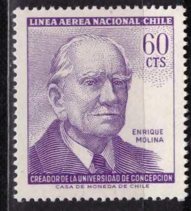 Enrique Molina, Argentina, SIn usar
