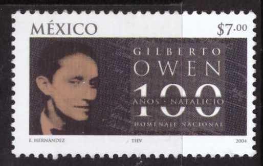 Gilberto Owen, México, SIn usar