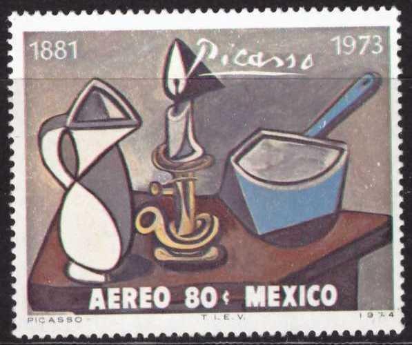 Picasso, México, Sin usar