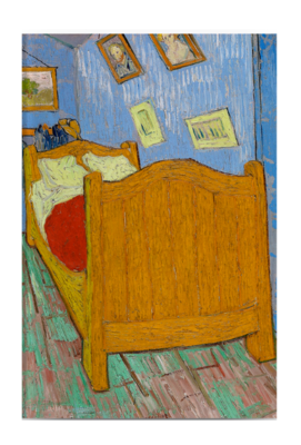 Libreta La habitación de Van Gogh