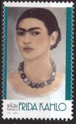 Frida Kahlo, sin usar