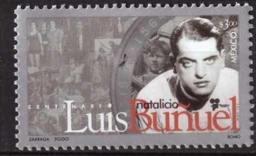 Luis Buñuel, sin usar
