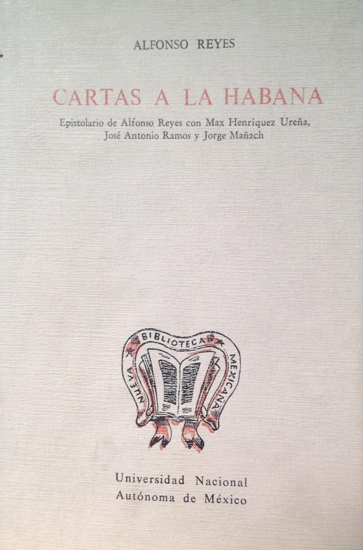Reyes. Cartas a La Habana