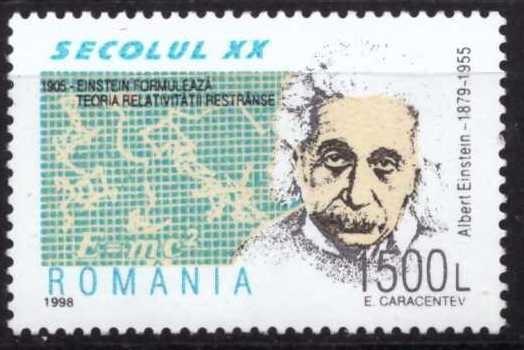 Einstein, sin usar