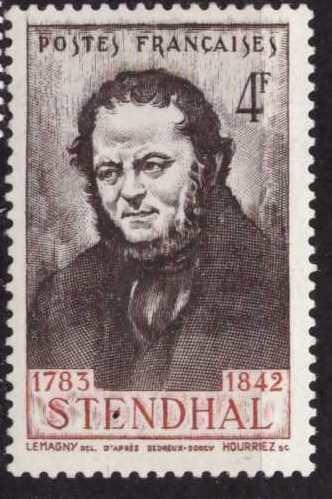 Stendhal, sin usar