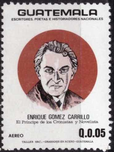 Enrique Gómez Carrillo, sin usar