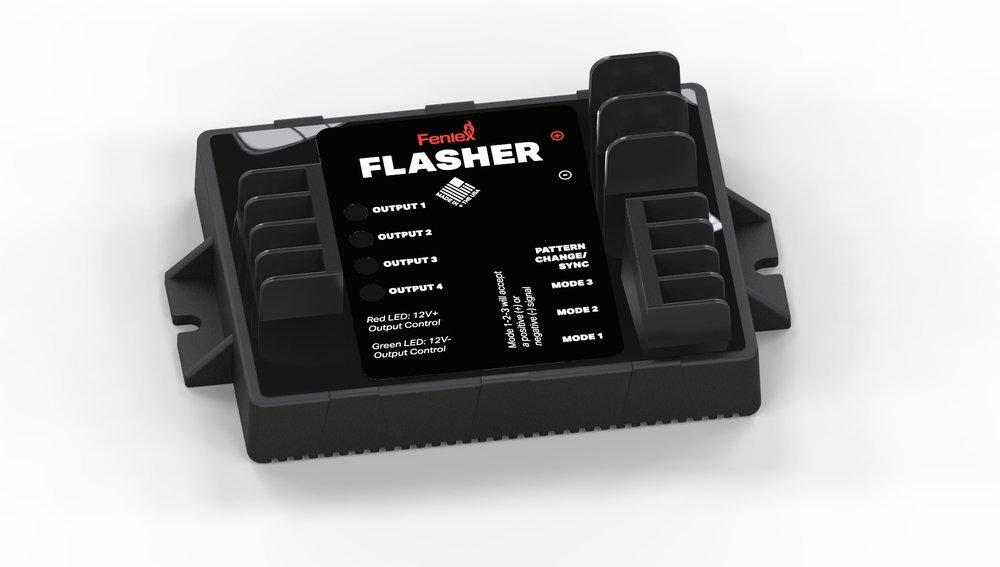 Feniex Flasher