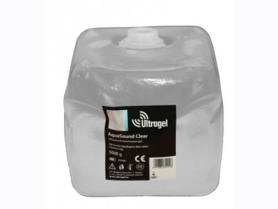 Aquasound gel διάφανο 5l