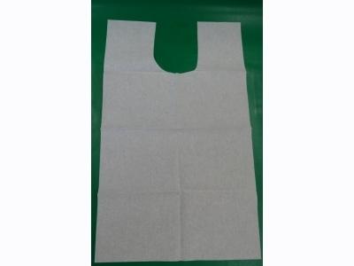 Οδοντιατρική πετσέτα με λαιμόκοψη 40εκ. χ 60εκ.