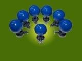 Βεντουζάκια καρδιογράφου F9015SSC 20mm (6 τεμάχια)