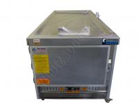 Ψυγείο νεκρών μονής θέσης (κάθετης φόρτωσης) με ενσωματωμένο πάγκο προετοιμασίας