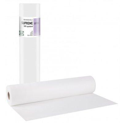 Non-woven λευκό 40gr 58εκ x 50μ. (6 τεμάχια)