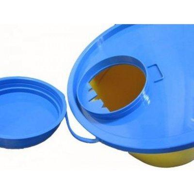 Δοχείο απόρριψης βελονών (2,5 λίτρων)