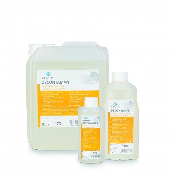 Decontaman - Αντιμικροβιακό σαπούνι 1000ml