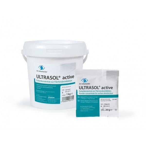 Ultrasol Active - Σκόνη απολύμανσης επιφανειών 1000gr