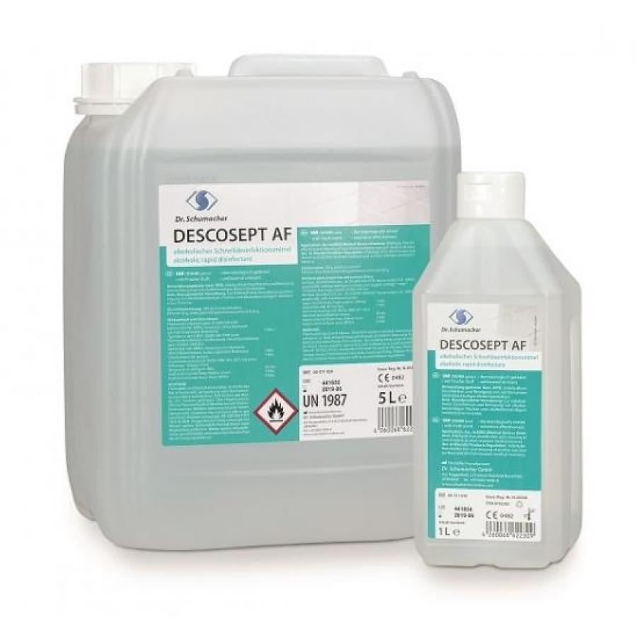 Descosept AF - Αλκοολούχο υγρό με ελαφρύ άρωμα 1000ml
