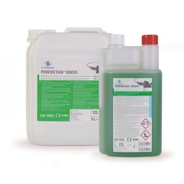 Perfektan Endo - Συμπυκνωμένο υγρό απολύμανσης εργαλείων & ενδοσκοπίων 1000ml
