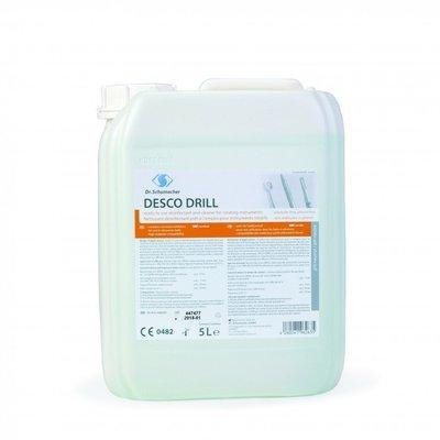 Desco Drill - Απολύμανση οδοντιατρικών φρεζών & εξαρτημάτων 5000ml