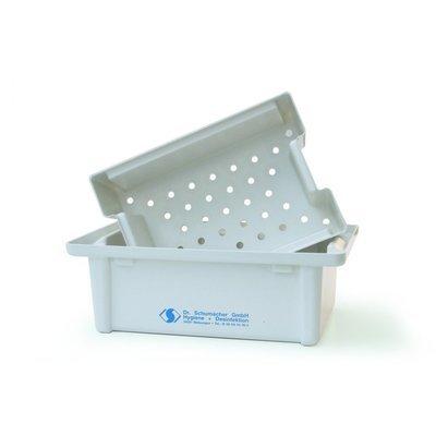 Disinfection tubs - Δοχεία απολύμανσης εργαλείων 223 x 149 x 91mm (1000ml)