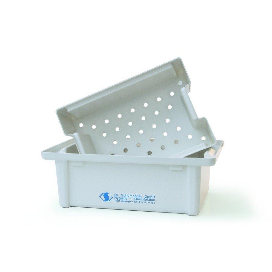 Disinfection tubs - Δοχεία απολύμανσης εργαλείων 315 x 206 x 125mm (3000ml)