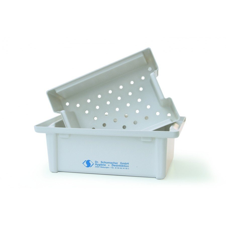 Disinfection tubs - Δοχεία απολύμανσης εργαλείων 870 x 235 x 160mm (10000ml)