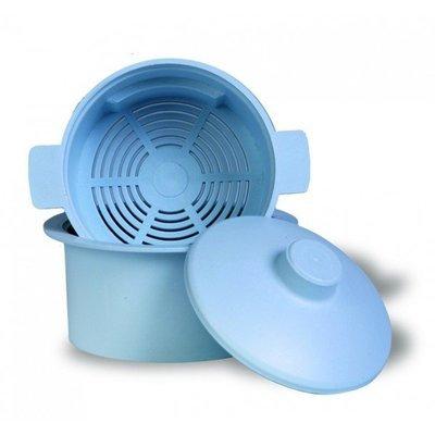 Drill box - Δοχεία απολύμανσης οδοντιατρικών φρεζών & μικροεργαλειών (100ml)