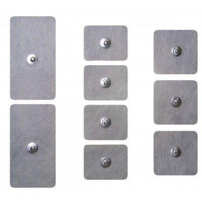 PG473 Ηλεκτρόδια με clip - 45mm x 80mm