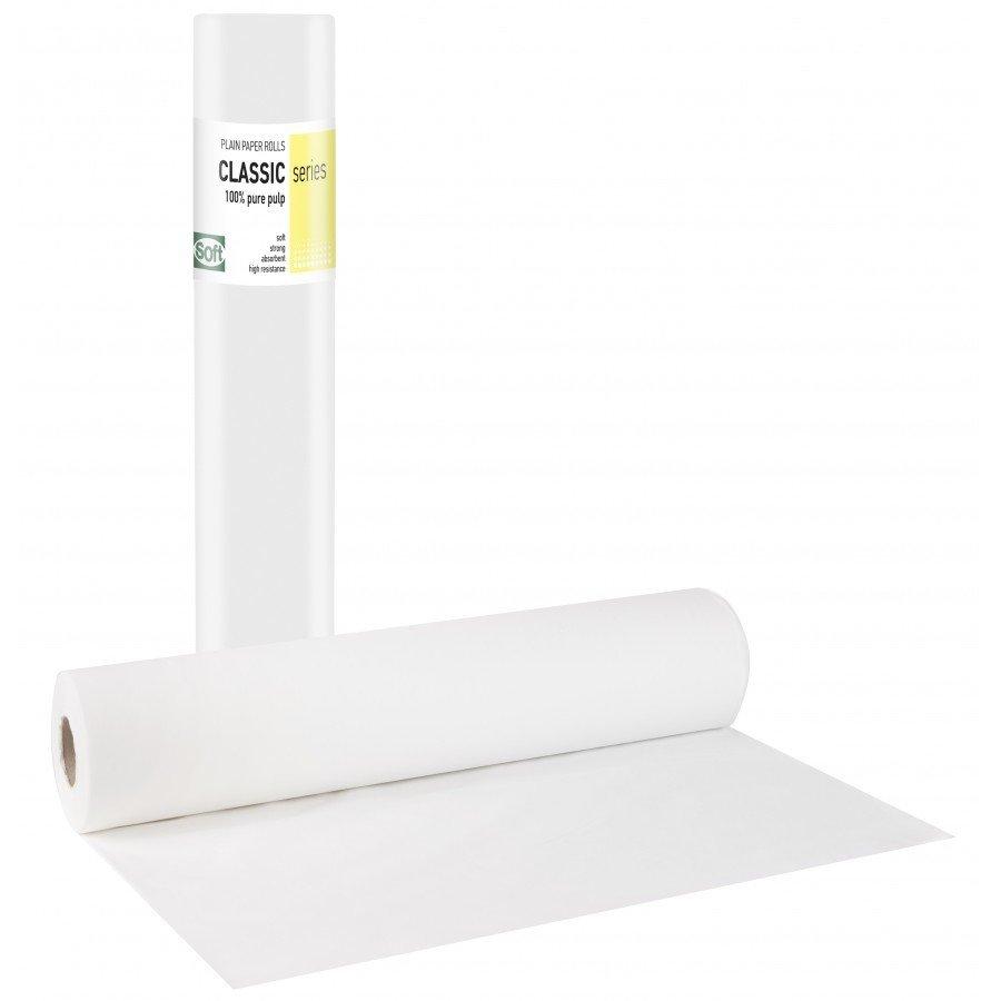 Χάρτινο δίφυλλο 68εκ x 50μ. (12 τεμάχια)