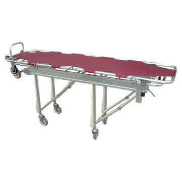 Σύστημα μεταφοράς για ασθενοφόρο ή νεκροφόρα