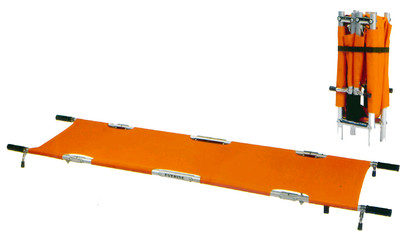 Τετράσπαστο - Four folding stretcher