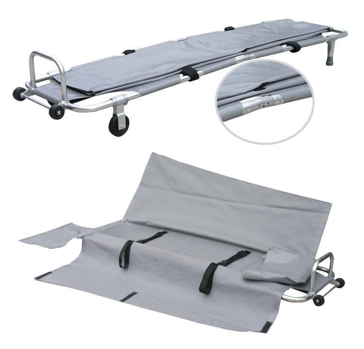 Δίσπαστο με ενσωματωμένο σάκο & τροχούς - Foldable with fabric bag in built and two pairs of wheels