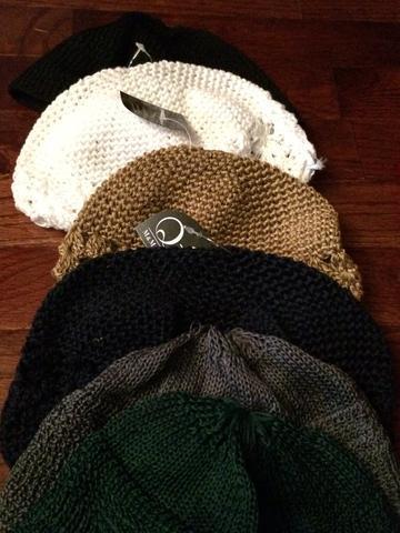Men's Prayer Hats