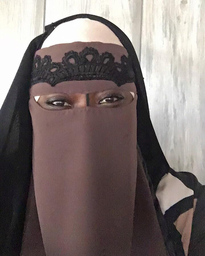 Niqabi Queen