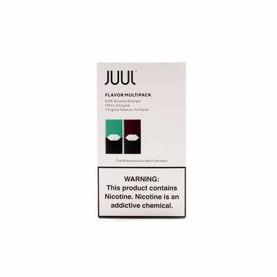 Authentic Juul 2 Pack Variety