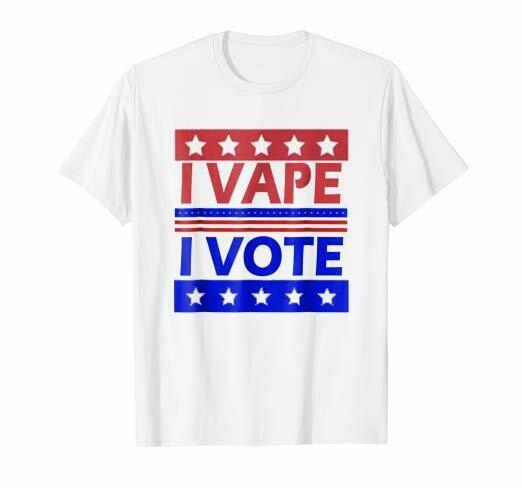 iVAPE iVOTE T-Shirt