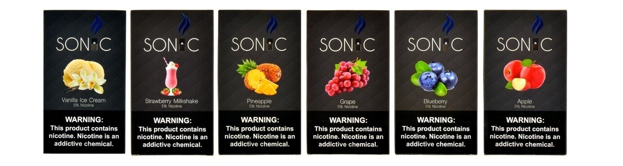 Sonic Pods - Juul Compatible